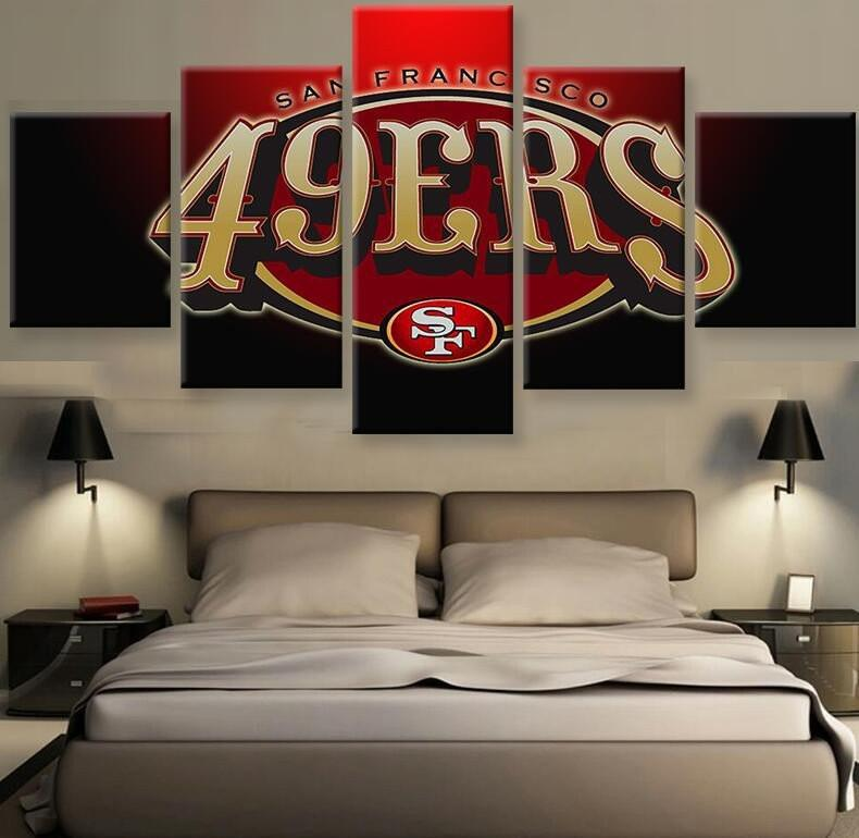 San Francisco 49ers Football Team