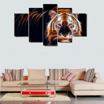 Tiger Artwork