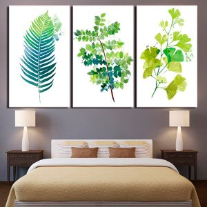 Leaves Canvas
