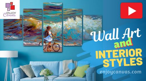 How to Choose Wall Art Based on Interior Style