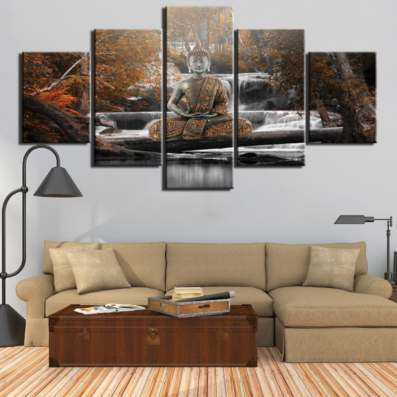Abstract Canvas Wall Art Cheap