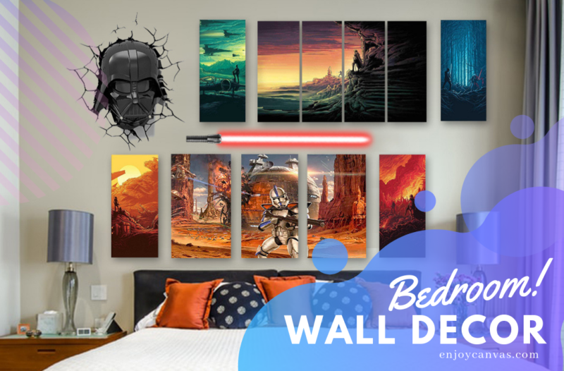 6 Fantastic Ideas For Your Own Bedroom Gallery Wall Enjoy