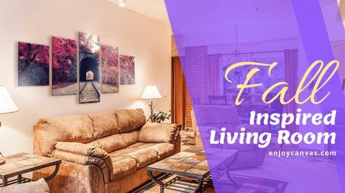 Cozy and Warm Living Room Easy Tricks for Fall 2019