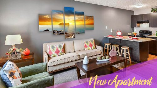Superb New Apartment  Wall Decor Ideas for a Classy Space