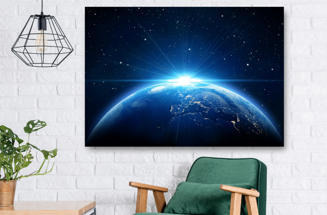 space-wall-art
