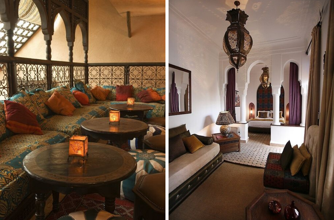 How To Design Your Own Moroccan Living Room Enjoy Canvas
